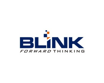 Logo design for Blink