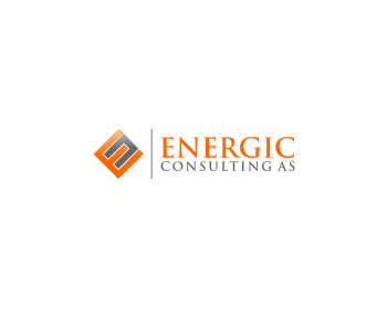 Logo design for Energic Consulting AS