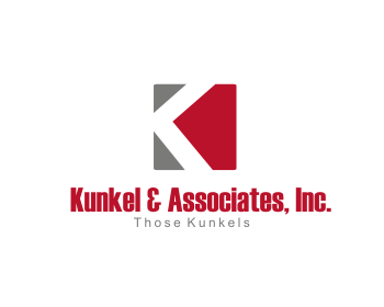 Kunkel & Associates, Inc. logo design