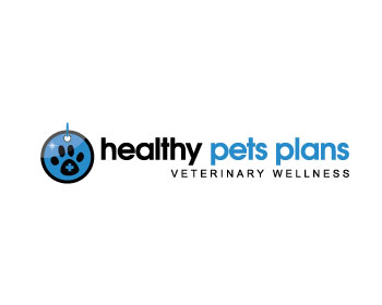 Healthy Pets Plans logo design