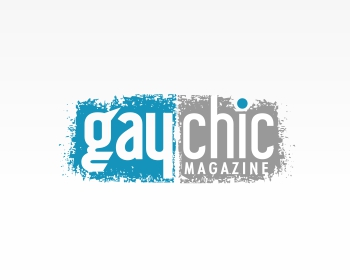 GAY CHIC Magazine logo design