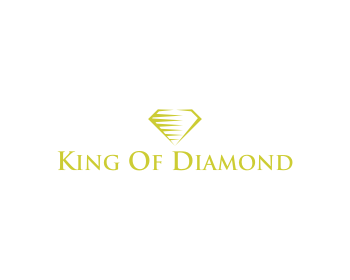 King Of Diamonds logo design