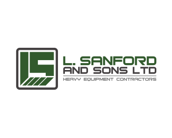 L. Sanford and Sons Ltd logo design