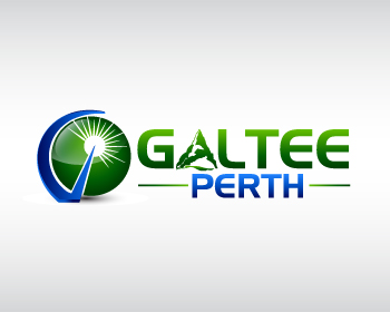 Galtee Engineering (Perth) PL logo design