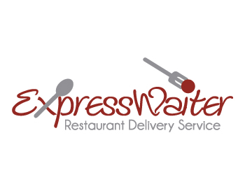 Logo design for Express Waiter