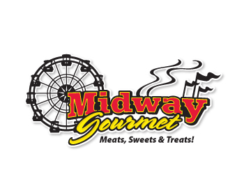 Logo design for Midway Gourmet