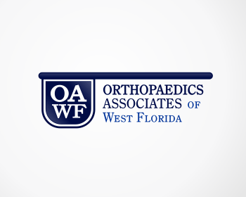 orthopaedic Associates of West Florida logo design