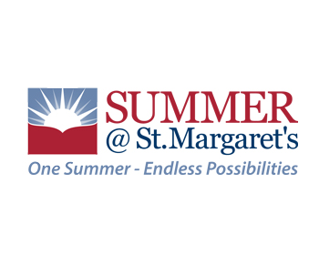 Logo design for Summer @ St. Margaret's