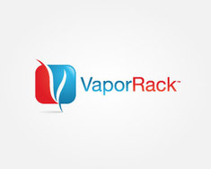 VaporRack logo