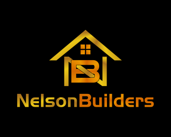 Nelson Builders logo design