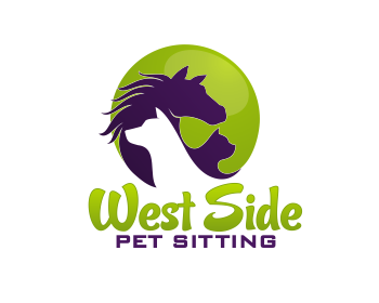 West Side Pet Sitting logo design