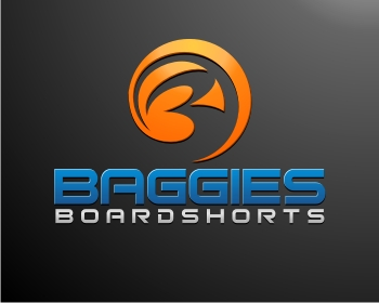 Baggies Boardshorts logo design