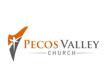 Pecos Valley Church logo design