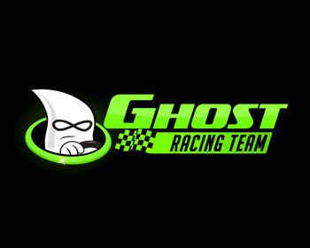 Logo Ghost Racing Team