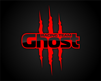 Ghost Racing Team logo design contest. Logo Designs by janda