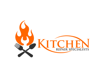 Logo Design Entry Number 6 By Masjacky | Kitchen Repair Specialists Logo  Contest