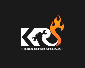 Good Logo Design Entry Number 57 By Masjacky | Kitchen Repair Specialists Logo  Contest