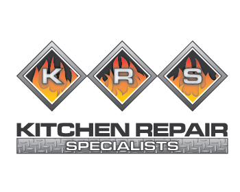 Kitchen repair specialists logo design