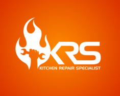 High Quality Kitchen Repair Specialists Logo Design Kitchen Repair Specialists Logo  Design ...