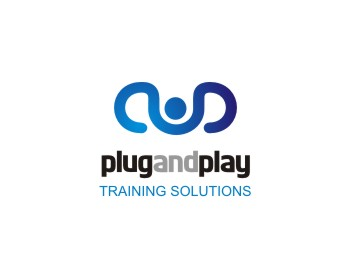 PLUG AND PLAY logo design