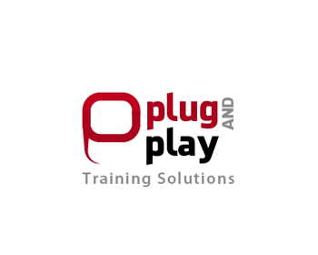 Logo design for PLUG AND PLAY