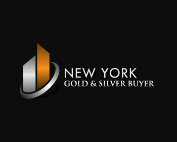 New York Gold and Silver buyer logo design
