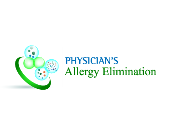 Physician's Allergy Elimination logo design