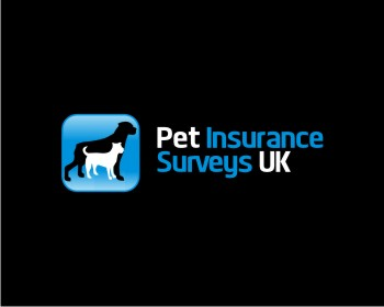 Pet Insurance Surveys UK logo design