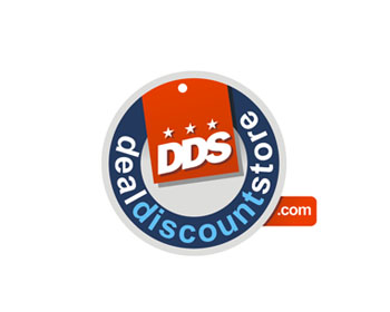 dealdiscountstore.com logo design