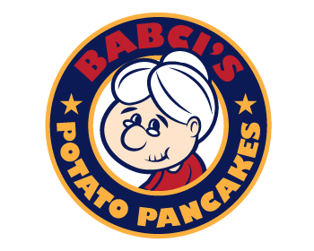 Logo design for Babci's Potato Pancakes