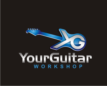 Your Guitar Workshop / Your Guitar Tools logo design