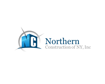 Northern Construction of NY, Inc logo design