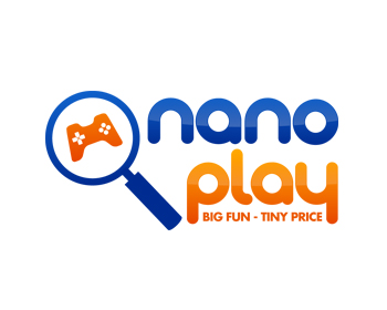 nanoplay logo design
