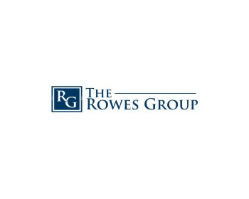 The Rowes Group logo design