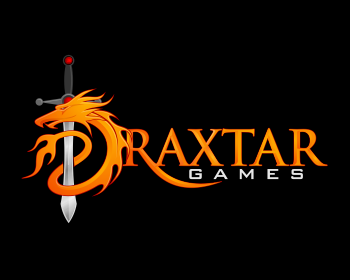 Draxtar Games, Inc logo design