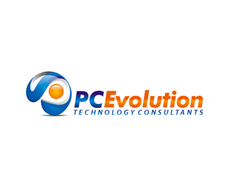 Logo per PC Evolution