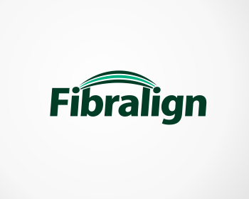 Fibralign Corporation logo design