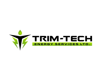 Trim-Tech Energy Services Ltd. logo design