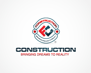 FC Construction logo design