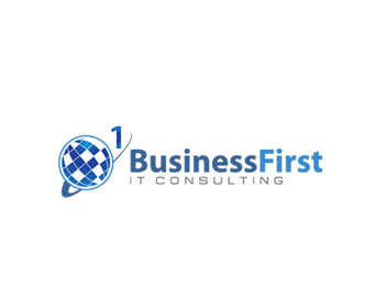 BusinessFirstITConsulting.com logo design