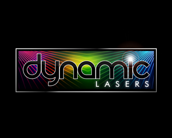 Logo design for Dynamic Lasers