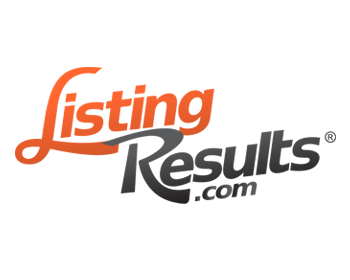 ListingResults.com logo design