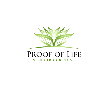 Proof of Life Video Productions logo design