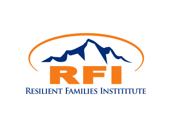 Logo design for RFI (Resilient Family Instititute)