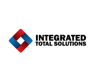 Integrated Total Solutions logo design