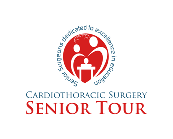 Logo design for Cardiothoracic Surgery Senior Tour