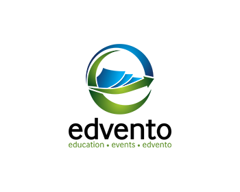 Logo design for edvento