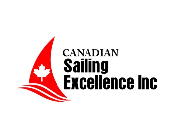 Canadian Sailing Excellence Inc logo design