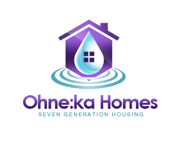 Ohne:ka Homes logo design