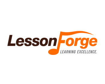 Logo design for LessonForge